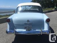 Make Ford Model Custom Year 1953 Colour Robins egg blue