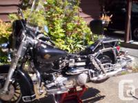 Make Harley Davidson Year 1983 kms 43921 1983 FLH 4