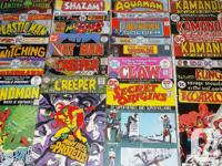 I have a few hundred comics for sale from the 1960's