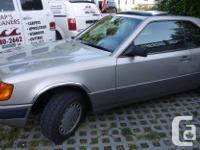 Make Mercedes-Benz Year 1988 Colour Champagne Trans