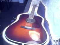 Classic Fender acoustic version F240A. made in Japan