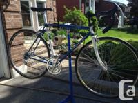 ~ a true rideable and inexpensive Classic lugged