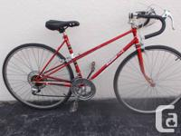 Classic Ladies Raleigh Royale Roadbike comes along with for sale  Ontario