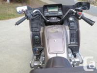 Make Honda Year 1984 kms 141188 Goldwing Aspencade,