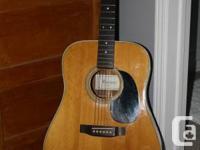 $399 � Rare Vintage Masumi Acoustic Guitar. This Guitar