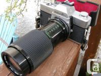 Selling a Classic Minolta SRT MC-II 35mm film camera