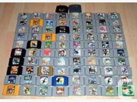 Up for sale are several classic Nintendo 64 (N64)