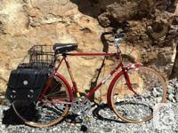 Attractive Vintage Raleigh - Hey,.  I am leaving and I