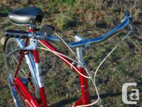 1978 Raleigh 3 rate (made in Canada ). Suitable for