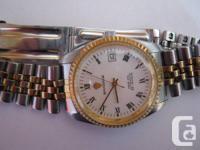 Classic very early 1970s Sandoz Swiss watch. Henri