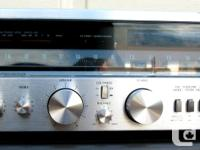 Classic Sansui G-4700 AM/FM Stereo Receiver PLUS I will