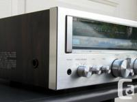 Classic Sansui G-4700 AM/FM Stereo Receiver. This