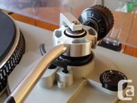 Attractive problem Technics SL-3300, direct drive,