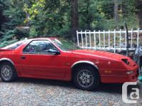 Make Chrysler Year 1990 Colour Red Trans Automatic kms