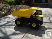 Vintage Tonka Steel Dump Vehicle - Very Respectable