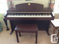 Plays perfectly with numerous added attributes Yamaha