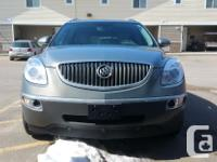Make Buick Model Enclave Year 2008 Colour blue/grey