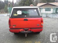 Make Ford Model F-150 Series Year 1998 Colour Red kms