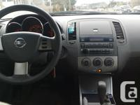 Make Nissan Model Altima Year 2005 Colour silver kms