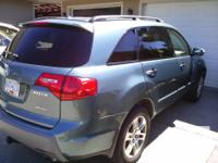Make Acura Model MDX Year 2007 Colour Blue kms 325000