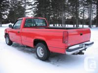 Make Chevrolet Model 1500 Year 1994 Colour red kms