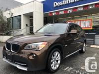 Make BMW Model X1 xDrive28i Year 2012 Colour BROWN kms