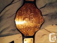 I'm selling a few things here.  First is a wcw big gold