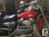 Make Harley Davidson Model Sportster Year 1994 kms