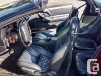 Make Chevrolet Model Camaro Year 1995 Colour burgandy for sale  British Columbia