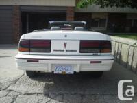 Make Pontiac Model Sunbird Year 1991 Colour White kms