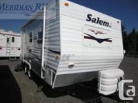 2008 Forest River Salem T19FG Travel Trailer PHONE: