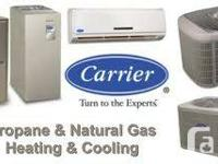 FURNACES AND CENTRAL AIR CONDITIONERS  CARRIER HOME