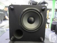 Polk Audio TL1600 100 watt powered sub center channel