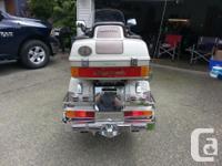 Make Honda Year 1984 kms 99600 Great Bike ! Tons of