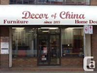 Decor of China is specialized in Chinese antique