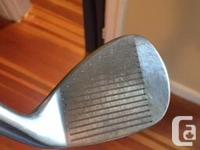 LH Cleveland 56 degree CG 14 SW. Grooves still in good