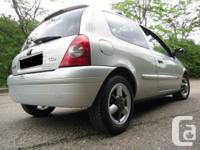 Renault Clio ii 1.6 16s sport. Model: II 1.6 16S