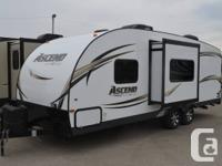 LAST ONE LEFT!! The 2013 Evergreen Ascend A231RBK