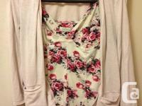 Shirts / cardigans all size extra small, small or