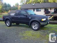 Make Mazda Model B4000 Year 2007 Colour BLACK kms