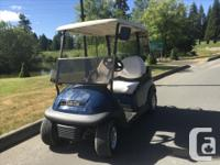 2004 club car very good condition, 2 year old batteries