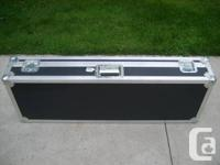 For sale CLYESDALE ROAD CASE like new . Out side