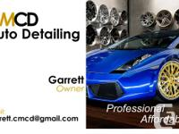 Looking for an affordable and professional detailing