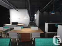Sq Ft 3300 Imagine a place for entrepreneurs where