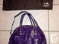 Limited Edition Oversized Coach purse  $220.00 Cash