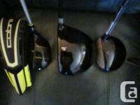 Cobra BIO CELL Irons 4 iron to Gap wedge all with Reg