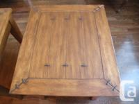 3 Coffee tables / End tables for sale, $130.00 each.