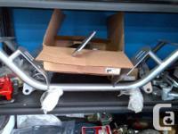 UPR chrom-moly tubular K member kit - 150lb coilover