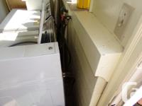 These units are currently installed and working.