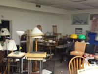 OUTRIGHT SALE OF ALL ITEMS INCLUDING FURNITURE, FISHING